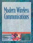 Modern Wireless Communications (美國版 0130224723)-cover
