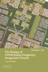 The Design of CMOS Radio-Frequency Integrated Circuits, 2/e (IE-Paperback)-cover