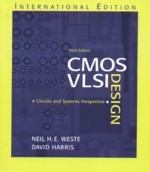 CMOS VLSI Design: A Circuits and Systems Perspective, 3/e(IE)(美國版ISBN:0321149017)-cover