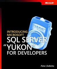 Introducing Microsoft SQL Server 2005 for Developers (Paperback)-cover