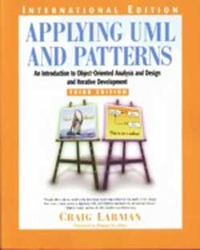 Applying UML and Patterns, 3/e (IE-Paperback)-cover