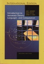 Introduction to Automata Theory, Languages, and Computation, 2/e(平裝本)(美國精裝本0201441241)-cover
