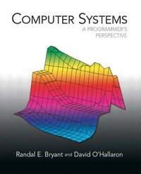 Computer Systems: A Programmer's Perspective (平裝)-cover