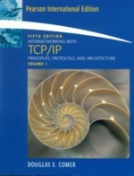 Internetworking with TCP/IP Vol. 1: Principles, Protocols, and Architecture, 5/e (IE)-cover