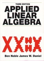 Applied Linear Algebra, 3/e (Paperback)-cover