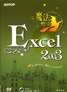 Excel 2003 魔法教室-cover