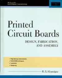 Printed Circuit Boards: Design, Fabrication, and Assembly (IE-Paperback)-cover