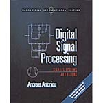 Digital Signal Processing: Signals, Systems, and Filters (Paperback)-cover