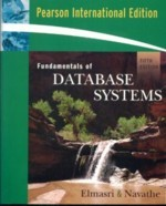 Fundamentals of Database Systems, 5/e (IE) (美國原版ISBN:0321369572)-cover