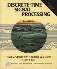 Discrete-Time Signal Processing, 2/e (修訂版)-cover