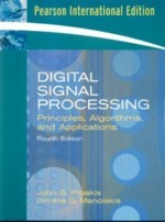 Digital Signal Processing : Principles, Algorithms and Applications, 4/e (IE-Paperback)-cover