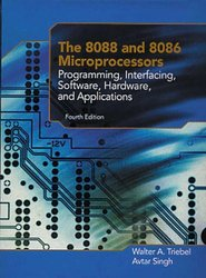 The 8088 and 8086 Microprocessors, 4/e (Paperback)-cover