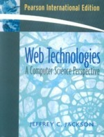 Web Technologies: A Computer Science Perspective (美國版ISBN: 0131856030)