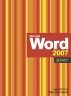 Microsoft Word 2007 超 Easy-cover