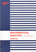 Mathematical Analysis, 2/e (IE-Hardcover)-cover