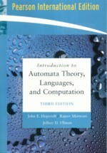 Introduction to Automata Theory, Languages, and Computation, 3/e (IE-Paperback)-cover