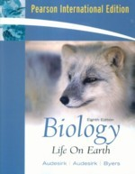 Biology: Life on Earth with Physiology, 8/e(美國版ISBN: 013195766X)-cover