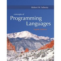 Concepts of Programming Languages, 8/e(美國版ISBN: 0321493621)-cover