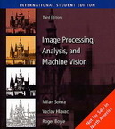 Image Processing, Analysis, and Machine Vision, 3/e (IE-Paperback)-cover