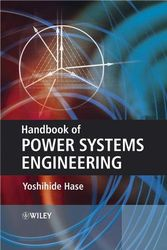 Handbook of Power System Engineering-cover