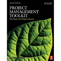 Project Management Toolkit: The Basics for Project Success, 2/e-cover