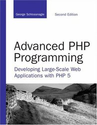 Advanced Php Programming: Developing Large-scale Web Applications With Php 5 (Developer's Library)-cover
