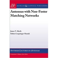 Antennas with Non-Foster Matching Networks