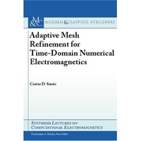 Adaptive Mesh Refinement in Time-Domain Numerical Electromagnetics-cover