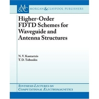 Higher-Order FDTD Schemes for Waveguide and Antenna Structures