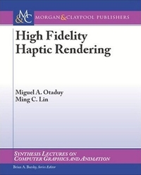 High Fidelity Haptic Rendering-cover