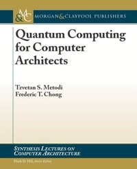 Quantum Computing for Computer Architects-cover