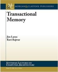 Transactional Memory-cover