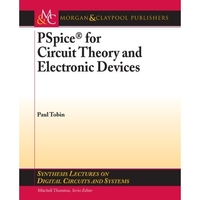 PSpice for Circuit Theory and Electronic Devices-cover