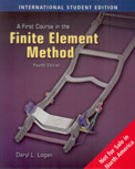 A First Course in the Finite Element Method, 4/e-cover