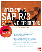 Implementing SAP Sales and Distribution-cover