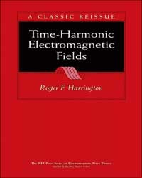 Time-Harmonic Electromagnetic Fields (IE-Paperback)