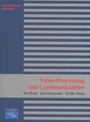 Video Processing and Communications (Paperback)