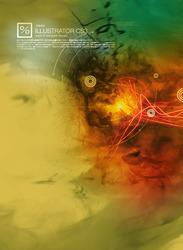 百鍊成鋼 Illustrator CS3-cover