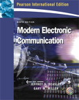 Modern Electronic Communication, 9/e (IE-Paperback)