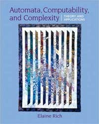 Automata, Computability and Complexity: Theory and Applications (IE-Paperback)-cover