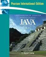 Introduction to Java Programming, Comprehensive Version, 7/e(美國版ISBN: 0136012671)-cover