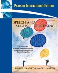 Speech and Language Processing, 2/e (IE-Paperback)-cover