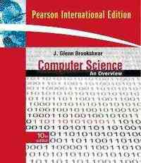 Computer Science: An Overview, 10/e (IE-Paperback)-cover