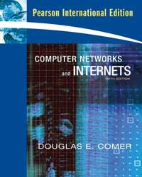 Computer Networks and Internets, 5/e (IE-Paperback)-cover