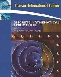 Discrete Mathematical Structures, 6/e (IE-Paperback)-cover