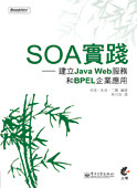 SOA 實踐-建立 Java Web 服務和 BPEL 企業應用-cover