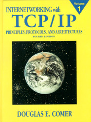 Internetworking with TCP/IP Vol 1: Principles, Protocols, and Architectures, 4/e (平裝)-cover