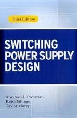 Switching Power Supply Design, 3/e (IE-Hardcover)-cover