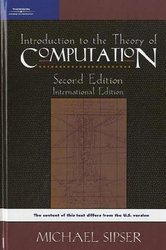 Introduction to the Theory of Computation, 2/e (Hardcover)-cover