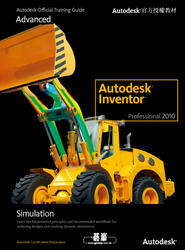 Autodesk Inventor Professional 2010 Simulation-cover